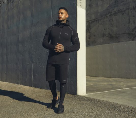 BoohooMan Launches Activewear Collection Starring Fitness Trainer Jeff Logan 6