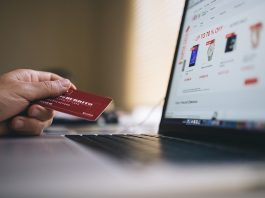 Selecting cards from specific shopping brands for enhancing the shopping experience