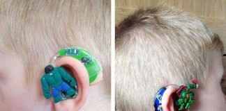 Awesome Mum Creates Superhero Children's Hearing Aids