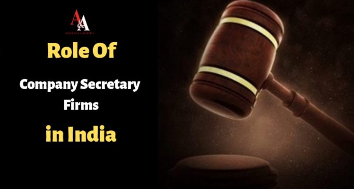 Assessing The Changing Role Of Top Company Secretary Firms In India