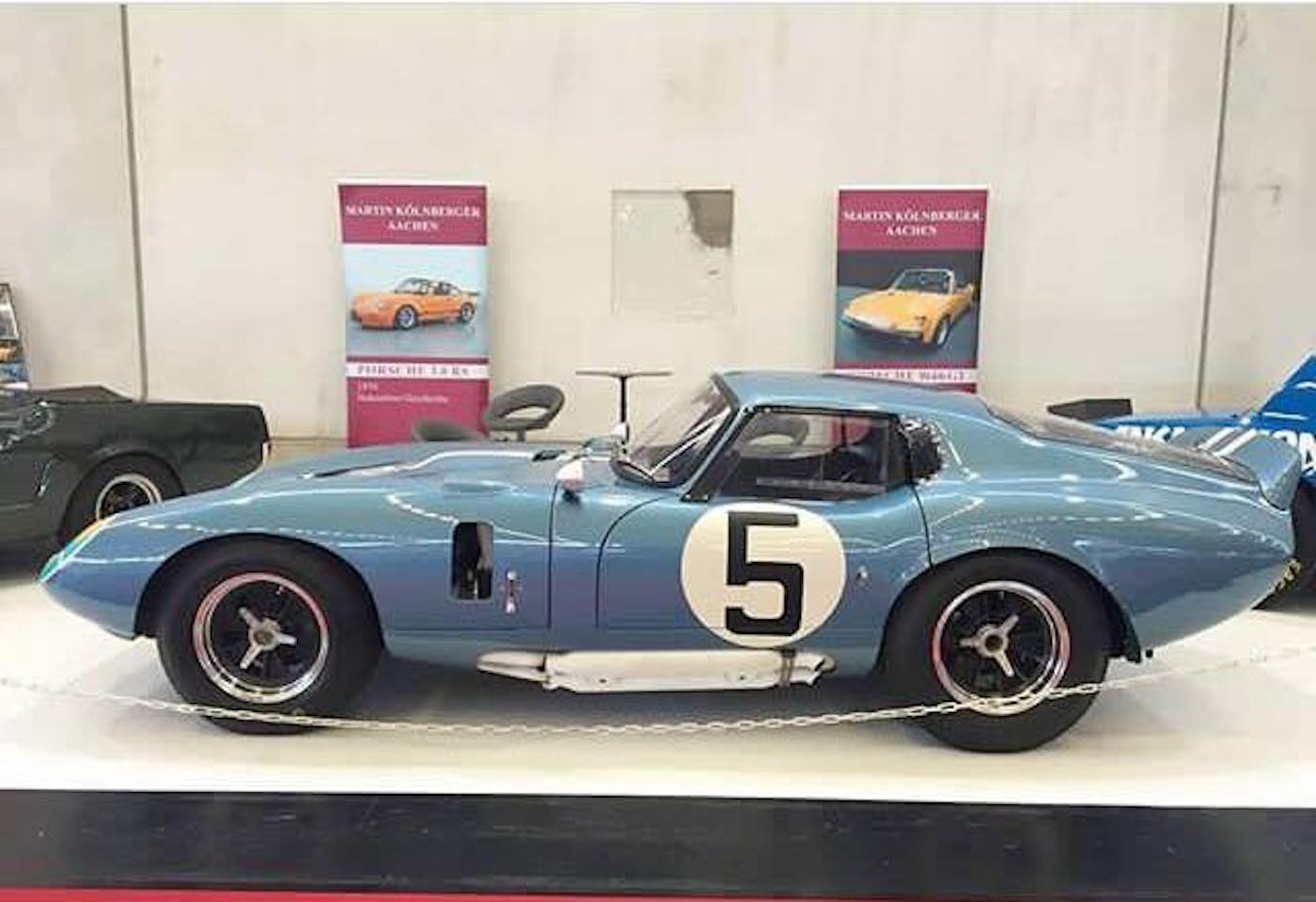 Cobra Daytona Coupe TEAM