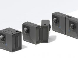 Insta360 Launch EVO 3D VR Camera!