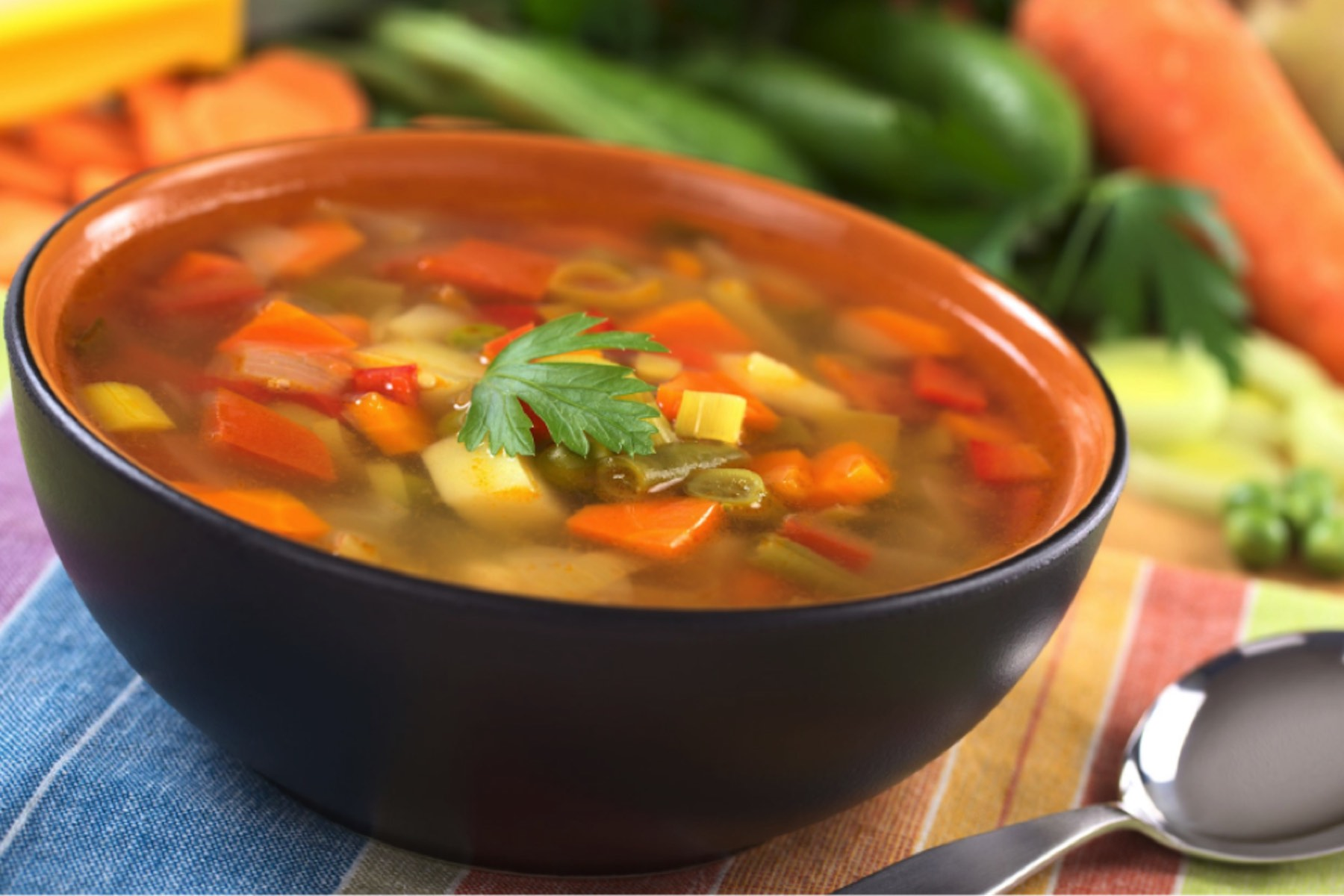 What Are Soup Diets And Are They Good To Try?