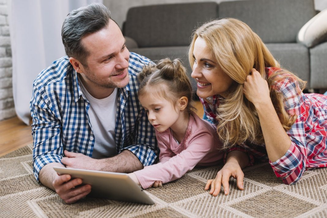 What is Difference between Parenting and Digital Parenting?