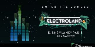 Disneyland Paris® electro music event!