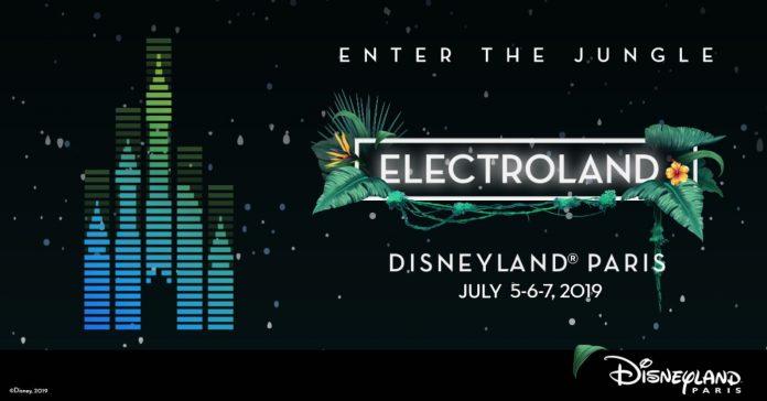 Disneyland Paris® electro music event!