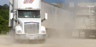 Drivers training programs on safety procedures at CEI