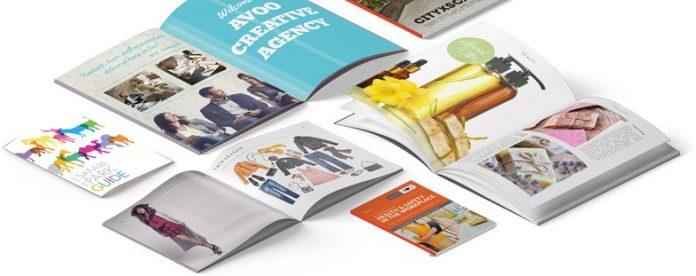 online brochure printing