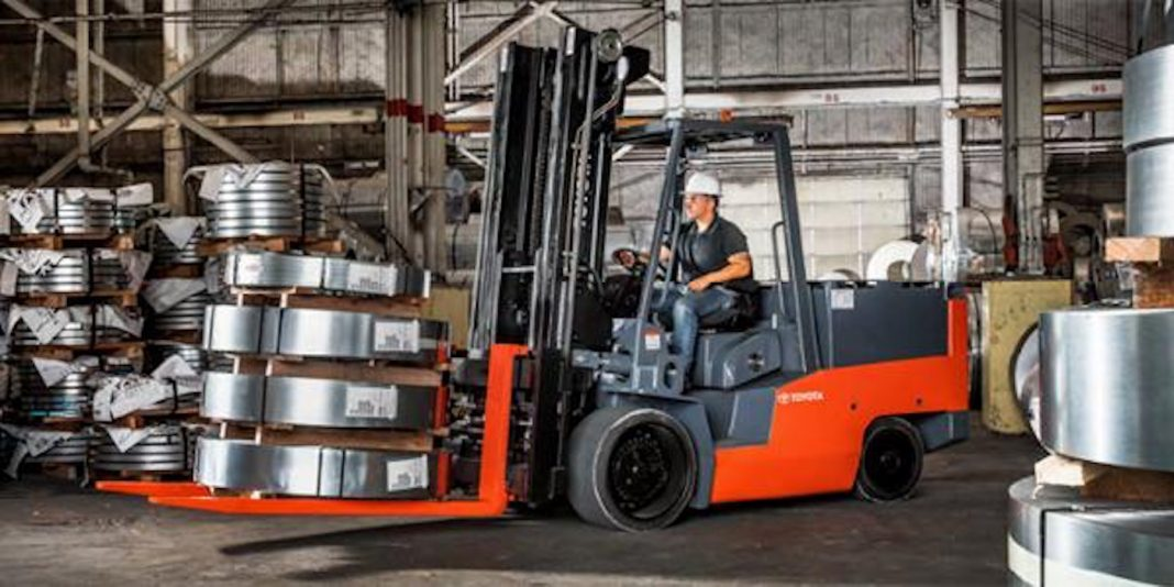 5 Most Common Types Of Forklifts Used In The Construction Industry!