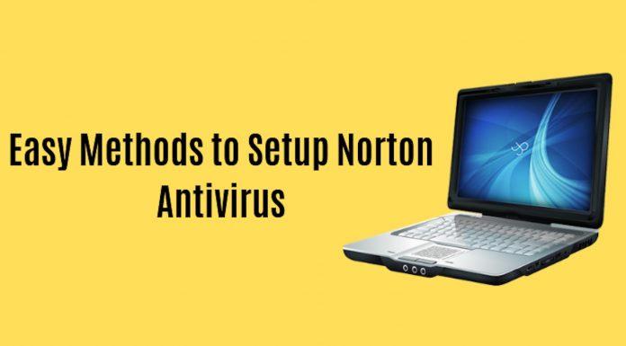 Easy Methods to Setup Norton Antivirus
