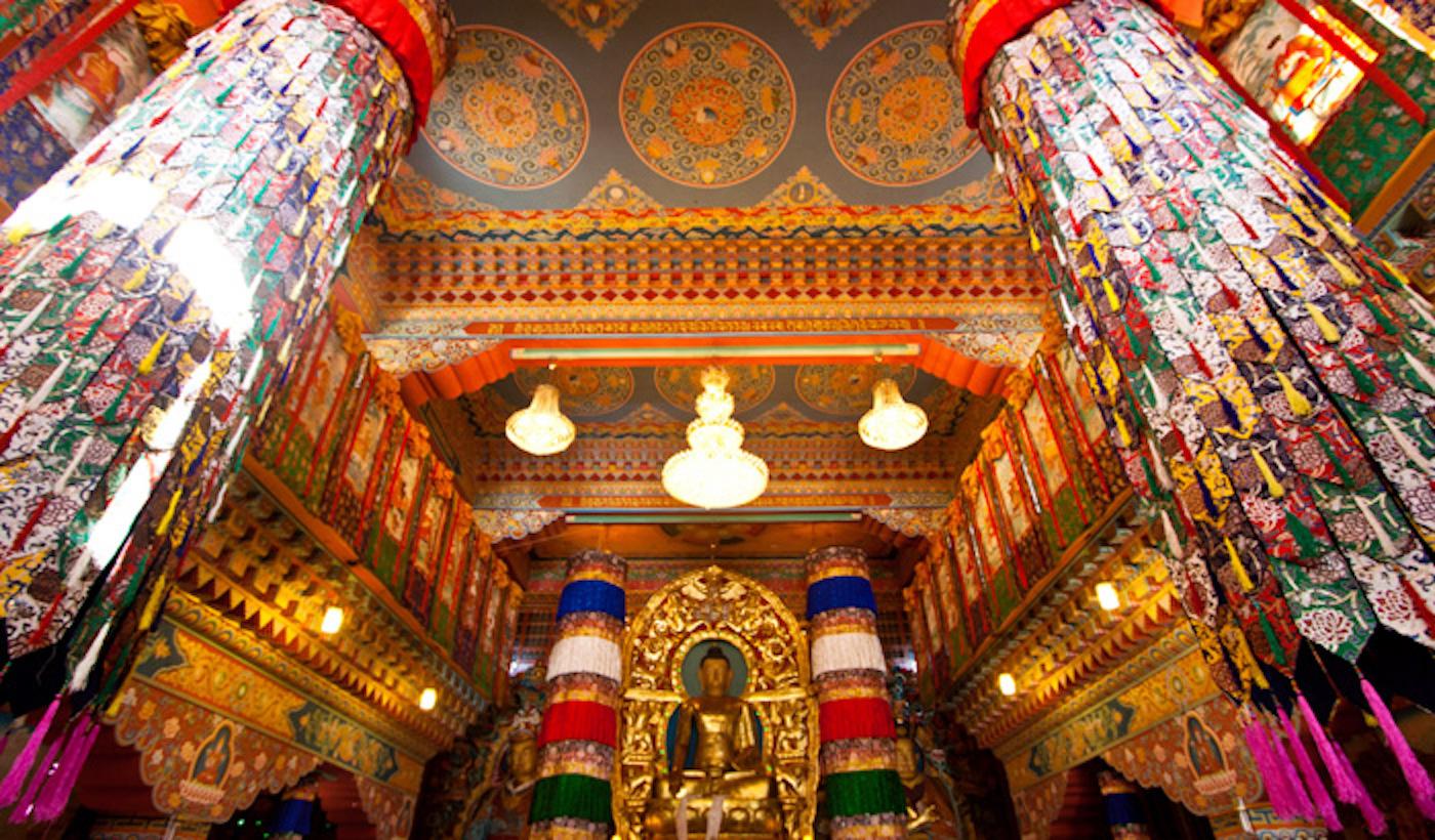 Fascinating Monasteries