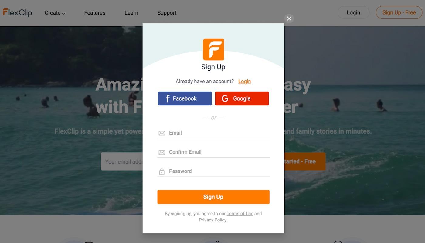 Free Online Video Maker Review - FlexClip
