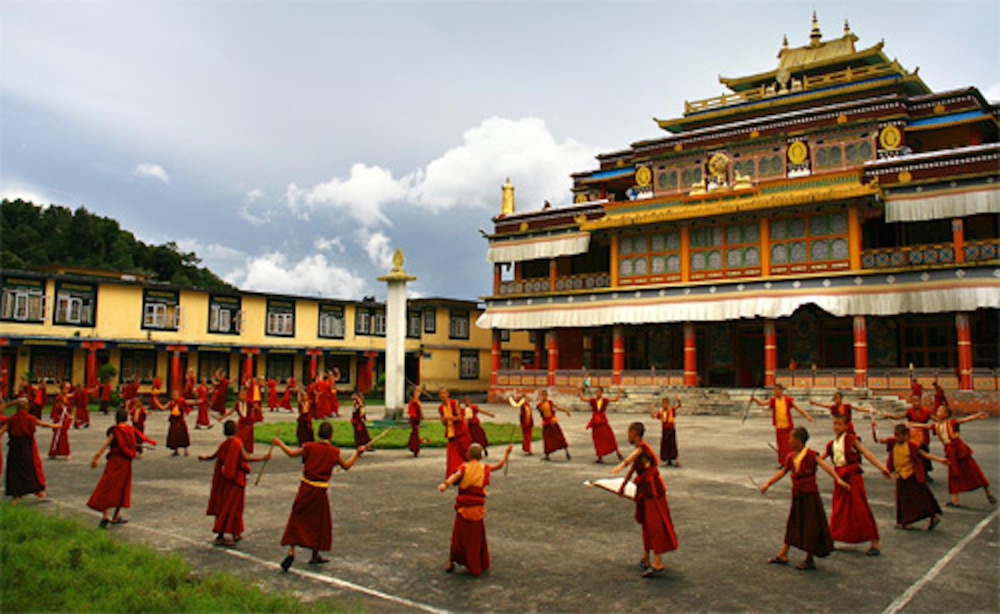 Major Monasteries