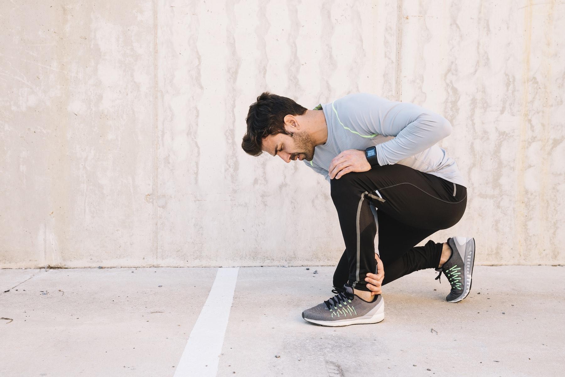 Man pain Shoes