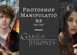 Photoshop Manipulations on Game of Thrones Without Watching One Single Episode!