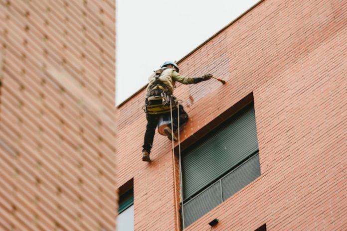Rope Access Painters