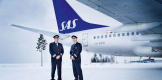 Scandinavian Airlines (SAS) pilots