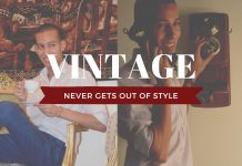 Vintage Never Gets Out of Style cover
