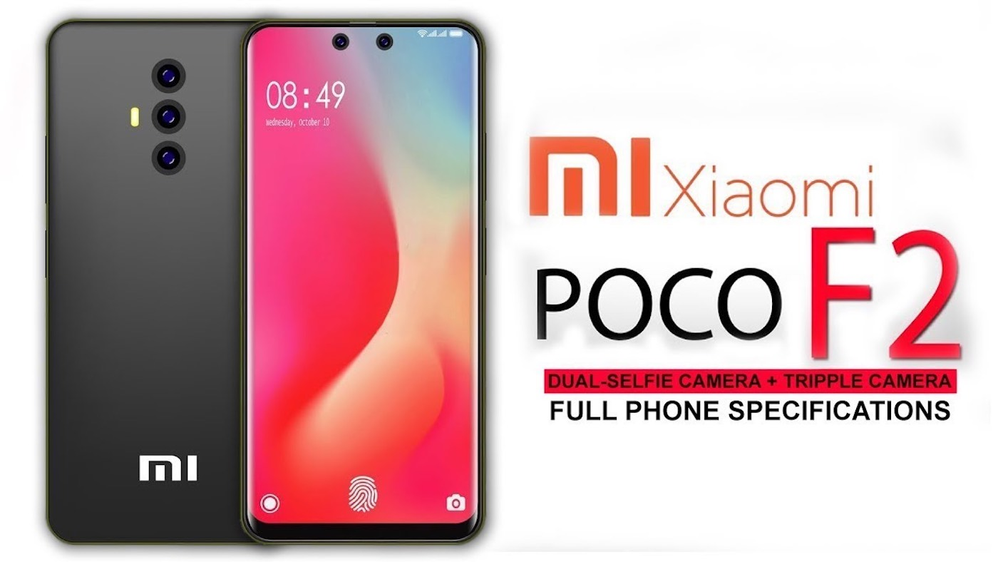 Poco F2 Expected Specifications and PocoF2 Launch Date in