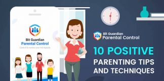 10 Positive Parenting Tips and Techniques for every Parent
