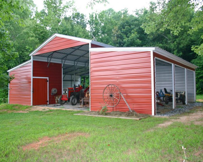 5 Effective Tips To Choose The Perfect Metal Barn