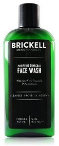 Brickell Men's Charcoal Face Wash