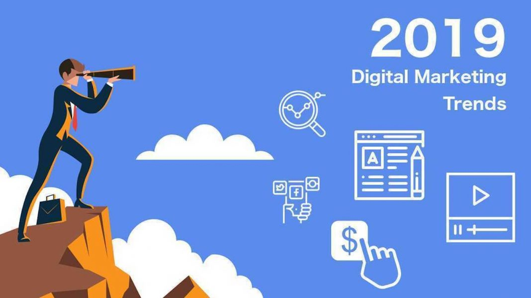 Top 7 Trends of Digital Marketing to look for in 2019
