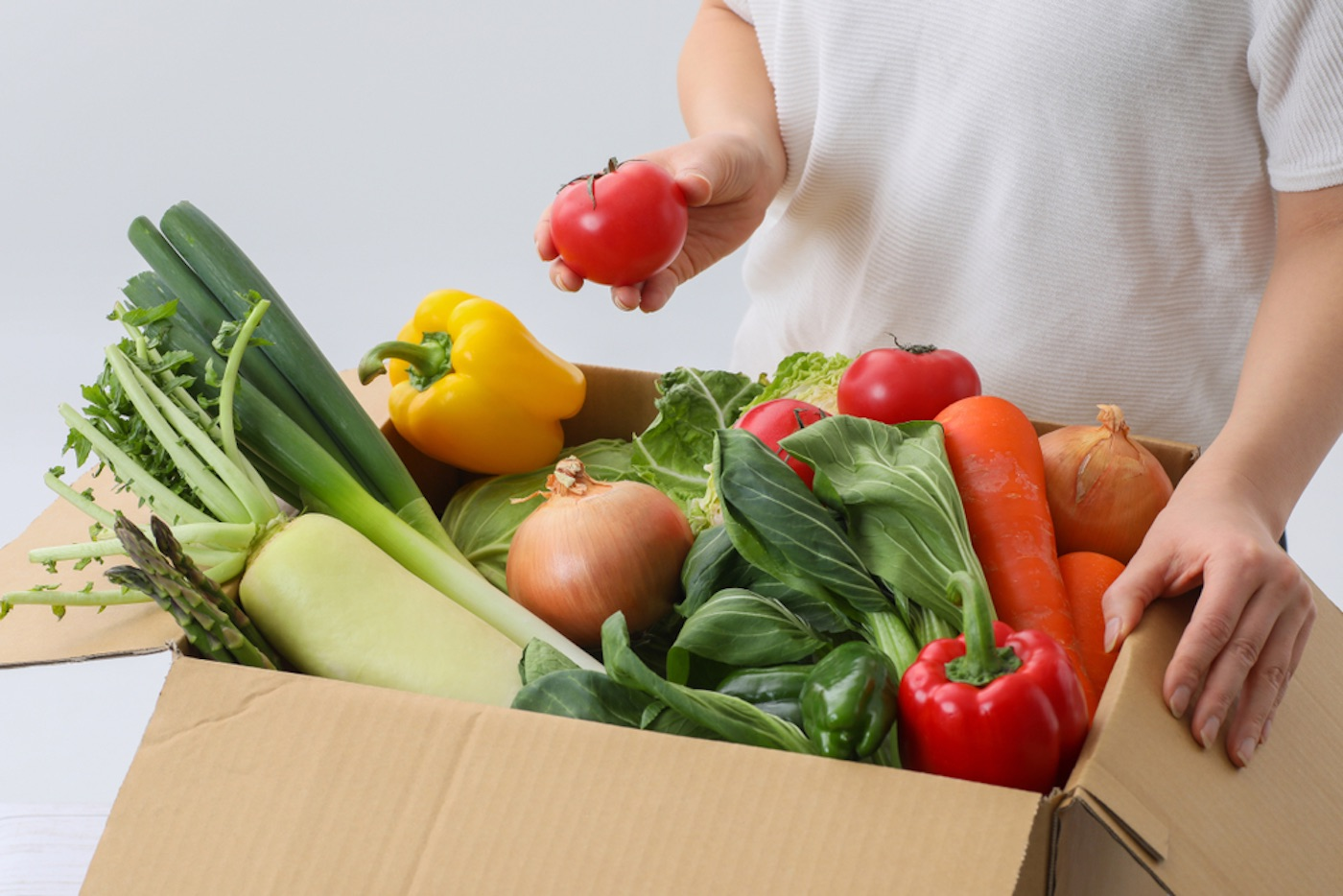 Do Fruits and Vegetables Stay Fresh in Corrugated Boxes? 2