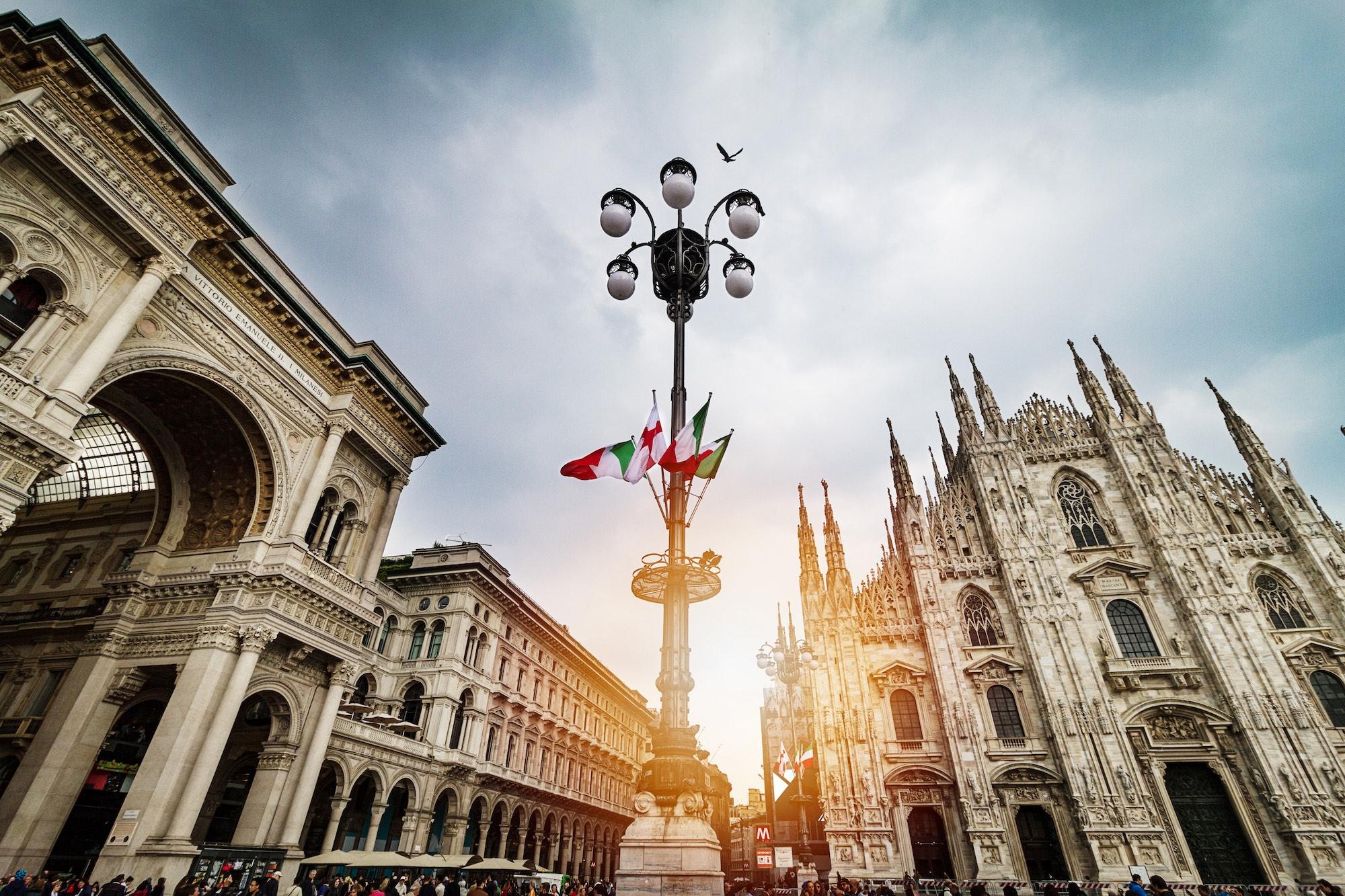 Duomo Italy Milan