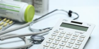 The process of transmitting claims for medical billing
