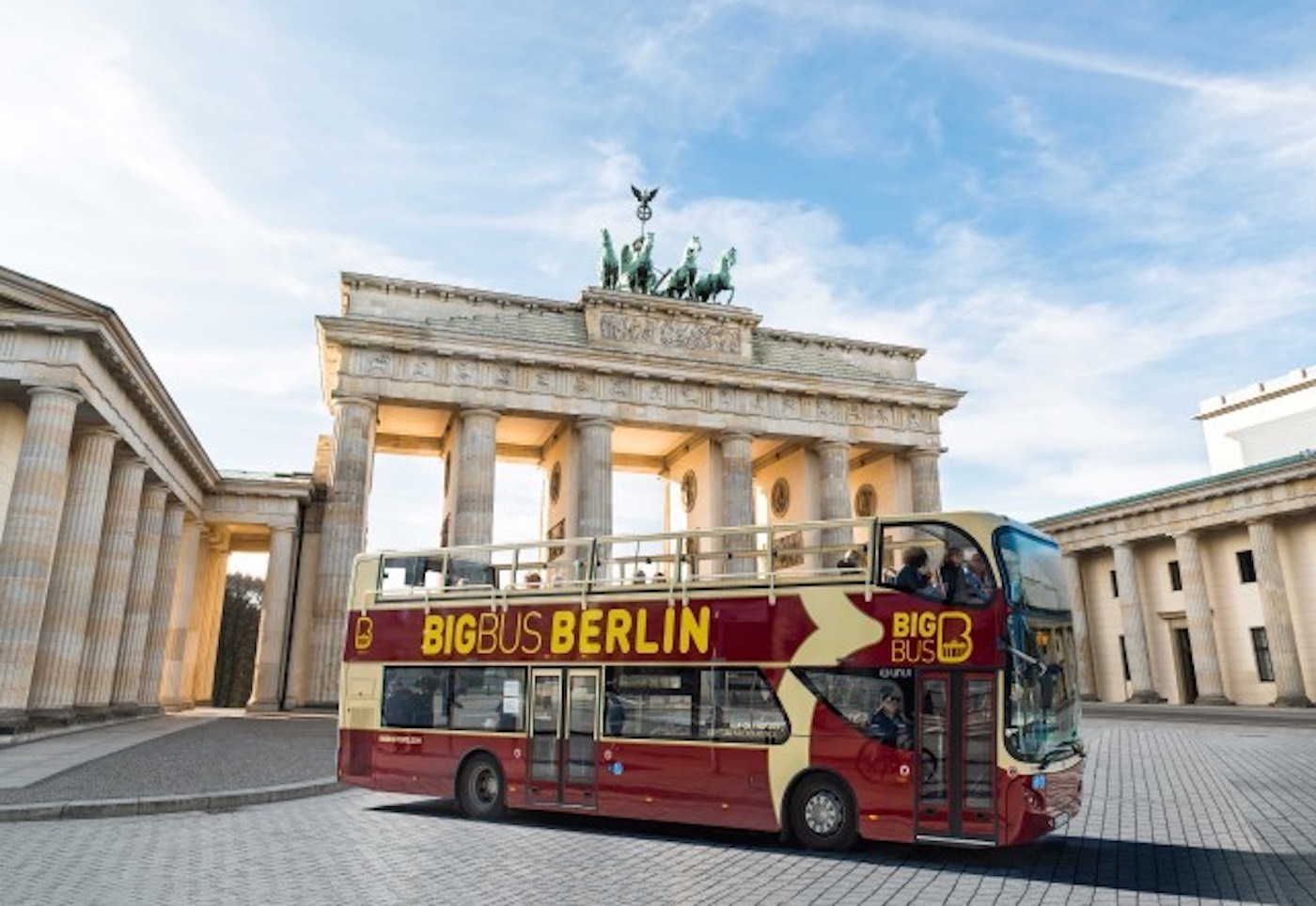 Big Bus Tours Berlin Has Arrived