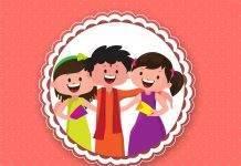 Gift by the E-voucher For Happy Raksha Bandhan