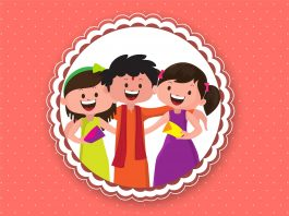 Gift by the E-voucher For Happy Raksha Bandhan