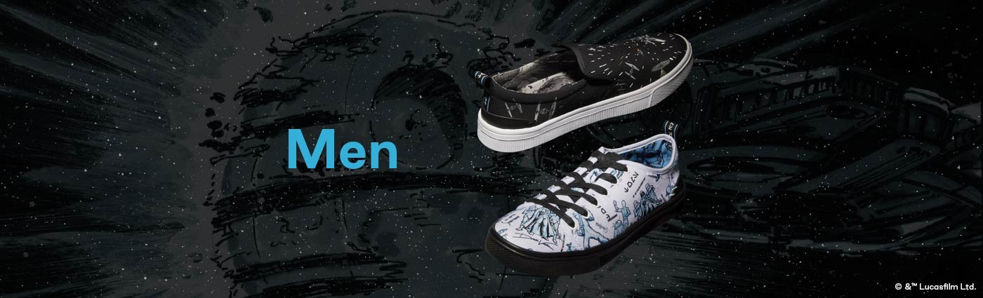 Star Wars x TOMS launched