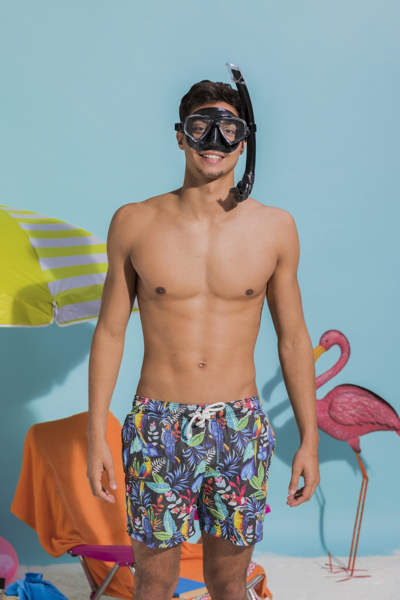 How to Buy the Right Pair of Swimwear for Men?