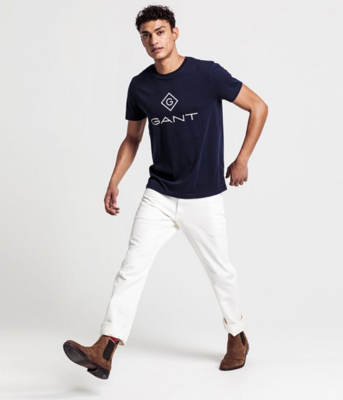 Check out our curated collections of Tees at Gant.com
