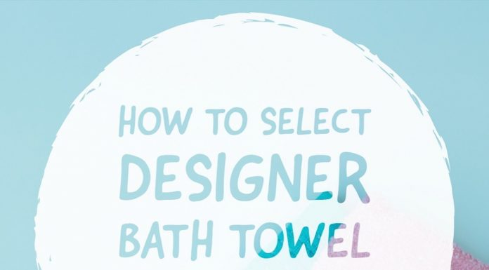 Designer Bath Towel