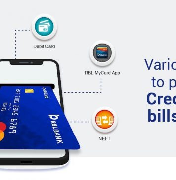 How to Pay Your Credit Card Bill Online Using RBL Mobile App?
