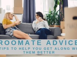 5 Simple Tips to Help You Get Along with Your Roommates