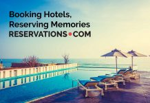 Fall Travel with Reservations.com