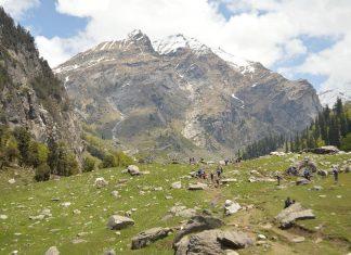 Hampta Pass Himalayas