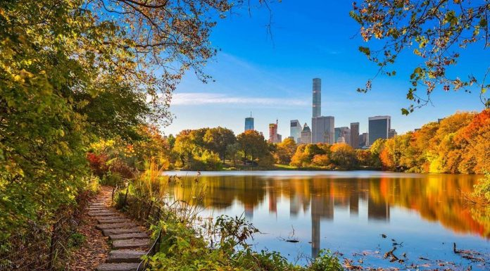Visiting New York in Autumn
