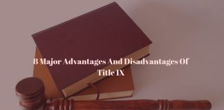8 Major Advantages And Disadvantages Of Title IX