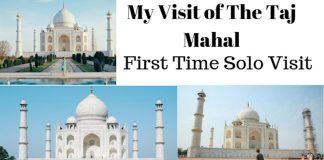 A Visit To Taj Mahal