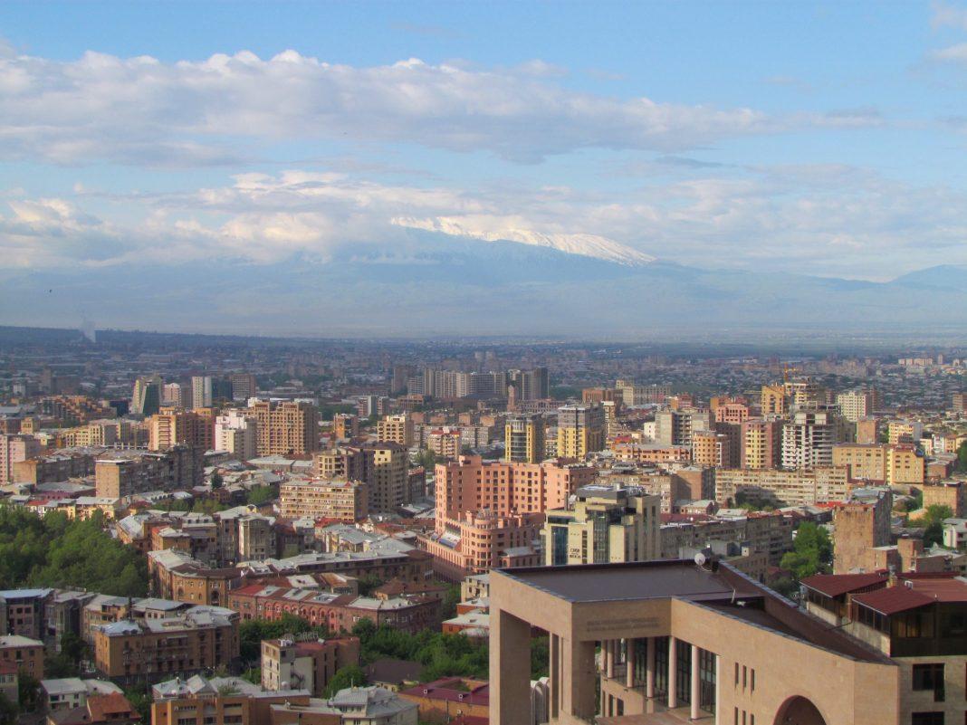 armenia city yerevan