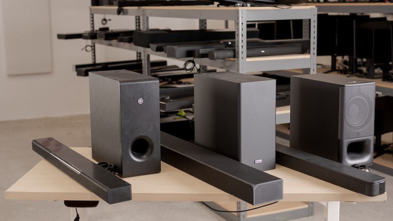 Are your sound-bars are coming with subwoofers?