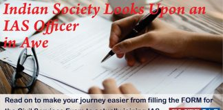Journey from Filling in the IAS Form to being an IAS Officer