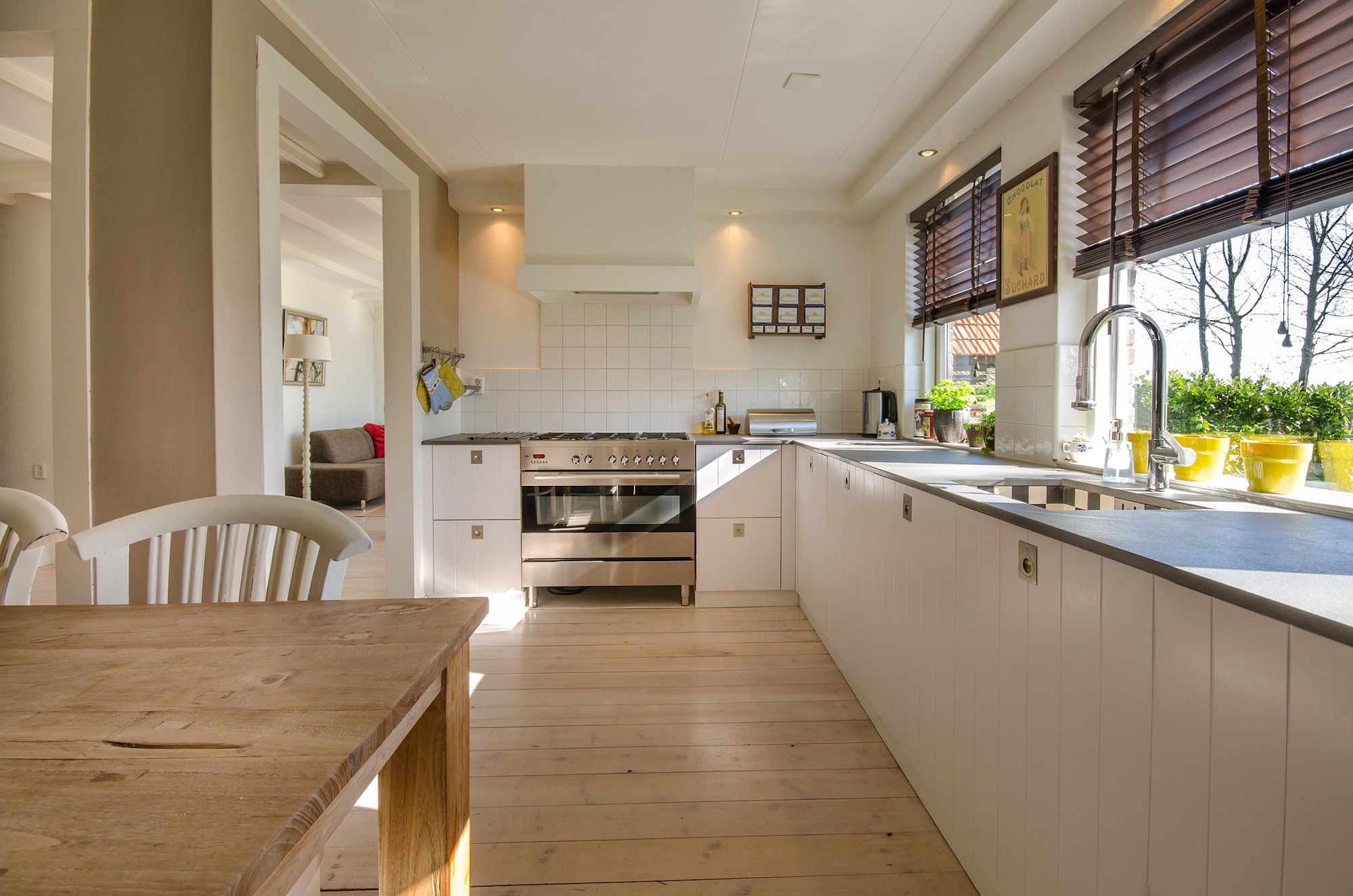Planning a Kitchen Remodeling Project