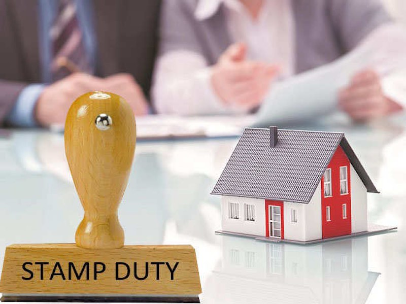 Stamp Duty On Transfer Of Real Property