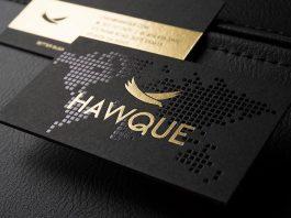 premium custom business cards